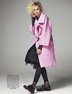 Wylie Hays by Jason Kim for Glamour France November 2013