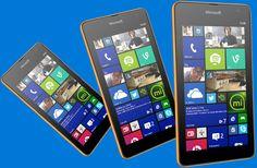 Dispositivos Windows Phone - Microsoft
