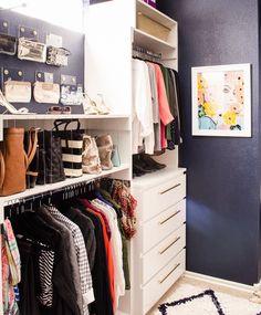 Friday Eye Candy: Closet Organization - A Thoughtful Place