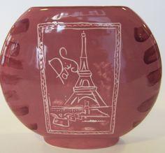 Eiffel vase