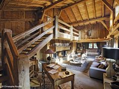 so rustic and cool