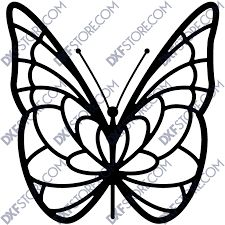 Butterfly Template - Free DXF File artwork features a beautiful butterfly.Butterfly Template is a sample from the Butterfly Decorative Bundle.Can be cut . Cnc, Symmetry Activities, Camping Cooker, Fire Pit Bbq, Custom Fire Pit, Portable Fire Pits, Shrink Art, Fire Pit Designs, Butterfly Template