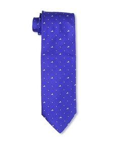 65% OFF Moschino Men's Mini Block Tie, Navy