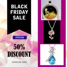 ROSE PENDANT NECKLACE FASHION ELEGANT RESIN FLOWER JEWELRY FOR WOMEN 50% OFF