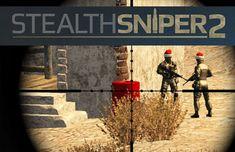 Gotham City 3: Stealth Sniper 2