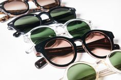 Moscot sunglasses shot by San Francisco Product and Apparel Photographer for mens and women's fashion