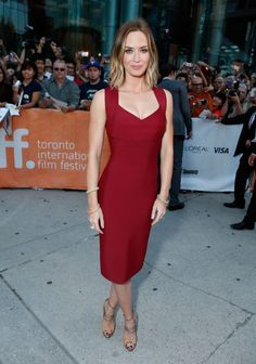 Va-Va-Voom! See the Sexiest Dresses to Hit the Red Carpet in 2012 : Emily Blunt showed off her figure in a formfitting Roland Mouret dress at the Looper premiere in Toronto.