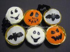Kinder backen - Halloween Cupcakes Halloween Cupcakes, Food, Bricolage Halloween, Ideas, Eten, Meals, Diet