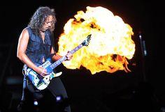 Kirk Hammett- Metallica
