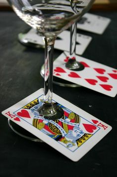 How cute for a poker party. http://media-cache3.pinterest.com/upload/9359111695154551_hhMz1wfP_f.jpg kellyxenos party