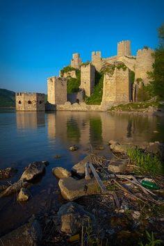 Golubac Fortress, Serbia