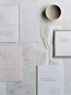 Wedding Invitations by Tara Spencer