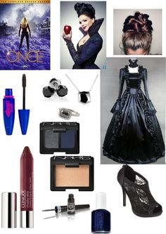 """Evil Queen"" by minnow-star on Polyvore"