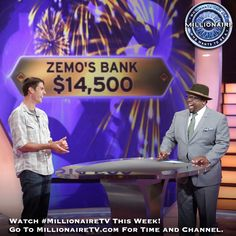 "On an all-new week with host Cedric ""The Entertainer,"" the questions keep contestants on their toes! Go to www.millionairetv.com for time and channel to watch #MillionaireTV!"