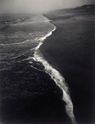 Paul Caponigro - Montauk, New York, 1972
