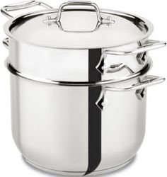 Grand Prize: A All-Clad 6-Quart Pasta Pot valued at $149.99. You can enter this giveaway three  times per email address per day.