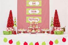 Holiday Christmas Christmas/Holiday Party Ideas | Photo 1 of 12 | Catch My Party