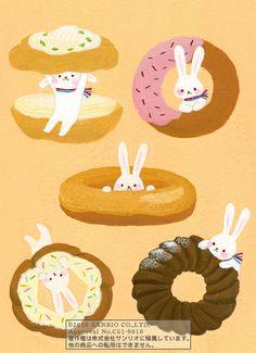 Dulces y más dulces...