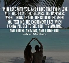 All of this.:) ❤️❤️ I love you too baby so so in love with you , soulmates ♥️ bestmates ♥️