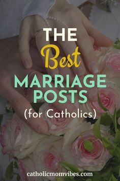 Best Articles By Catholic Authors, Bloggers, and Speakers. Their stories can be an inspiration and help to all. #catholic #author #blogger #speaker #bestarticles Catholic Marriage, Catholic Blogs, The Good Catholic, Marriage Prayer, Catholic Wedding, Catholic Gifts, Roman Catholic, Preparing For Marriage, Marriage Help