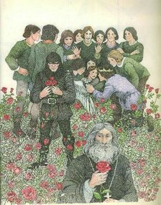 The Wild Swans illustrated by Susan Jeffers