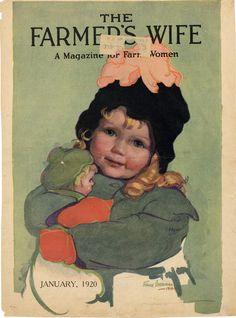 The Farmer's Wife magazine - January 1920 Full text @  http://idnc.library.illinois.edu/cgi-bin/illinois?a=d&d=FFW19200101&e=-------en-20--1--txt-txIN-------