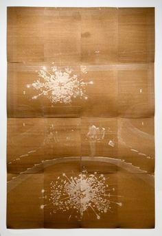 Lorna Simpson / chandelier, 2011