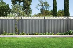 colorbond fence colours riversand - Google Search