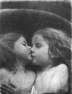 The Double Star -  Julia Margaret Cameron