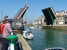 Weymouth Harbour, Dorset England, Seaside, Bridge, Places To Visit, Beauty, Collection, Cosmetology, Places Worth Visiting