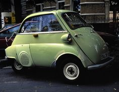 post war design 1955 Almost looks like todays smart car