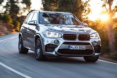 The car you want to hate, yet can't help but love. Full review of the BMW X5 M performance SUV