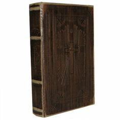 Designn Maniaa >> Caixa Livro Bíblia >> caixa livro; livro caixa; bíblia; biblia; religião; religiosidade