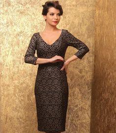 Velvet NIght #dress #velvet #gold #evening #elegant #style #black #yokko 22m