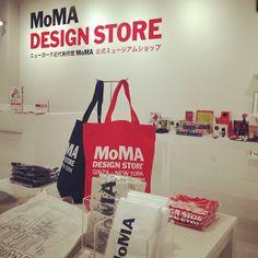 MoMA DESIGN STORE, GINZA
