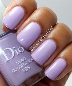 Refined & PolishedDior Lilac Colorvision » Refined & Polished