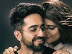 The super talented writer-director and Bollywood actor Ayushmann Khurrana's wife Tahira Kashyap had revealed that Cute Couple Poses, Couple Posing, Cute Couples, Bollywood Couples, Bollywood Stars, Celebrity Crush, Celebrity News, Famous Indian Actors, Top World News