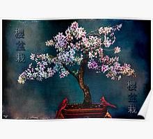 I found 'Japanese Bonsai Painting Poster' on Wish, check it out!
