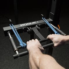 Rogue Grip Trainer Power Rack Attachment