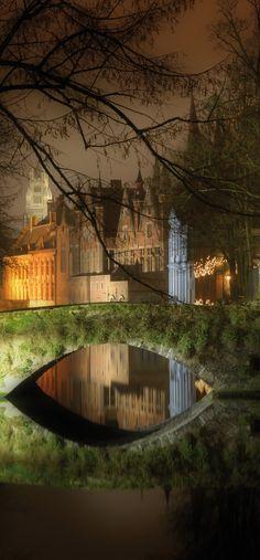 Bruges, Belgium ~ Winter in Brugge