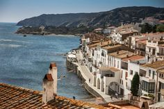 If you are planning for traveling to a new place, then you are ready to roam in Catalonia. Catalonia is a small town of Spain and this place is very beautiful. Every village here will fill you with excitement Dali Cadaques, Cadaques Spain, Sitges, Salvador Dali, Beautiful Places To Visit, Great Places, Amazing Places, Best European Road Trips, Northern Lights Trips