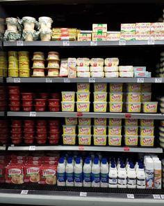Supermercado ostentação no @paodeacucar da Rua Voluntários  só  tem manteiga importada! #tatudocaro #tudocaro #mercado #ostentacao