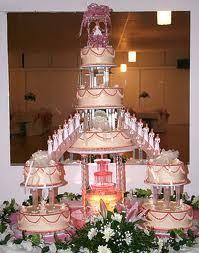 A quinceanera cake.