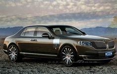2016 lincoln continental - cool car wallpapers