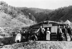 First hotel, Glenwood Springs Colorado. 1882