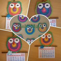 Hermosos Calendarios coloridos y divertidos! en Alquimia Esmeralda