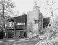 Kjell Lund and Nils Slaatto: House, Oslo, 1963 - 64