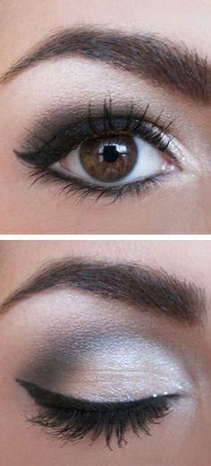 Maquiagem para Casamento: Os olhos da noiva!