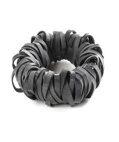 Barbara Gongini - rubber bracelet