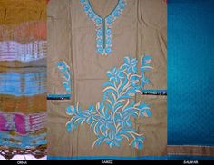 : Salwar Kameez Set. Item Code: RSHM-IRC10. Description: Bexi Kameez